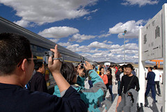 Tour code :  7days Shanghai-Lhasa train tour