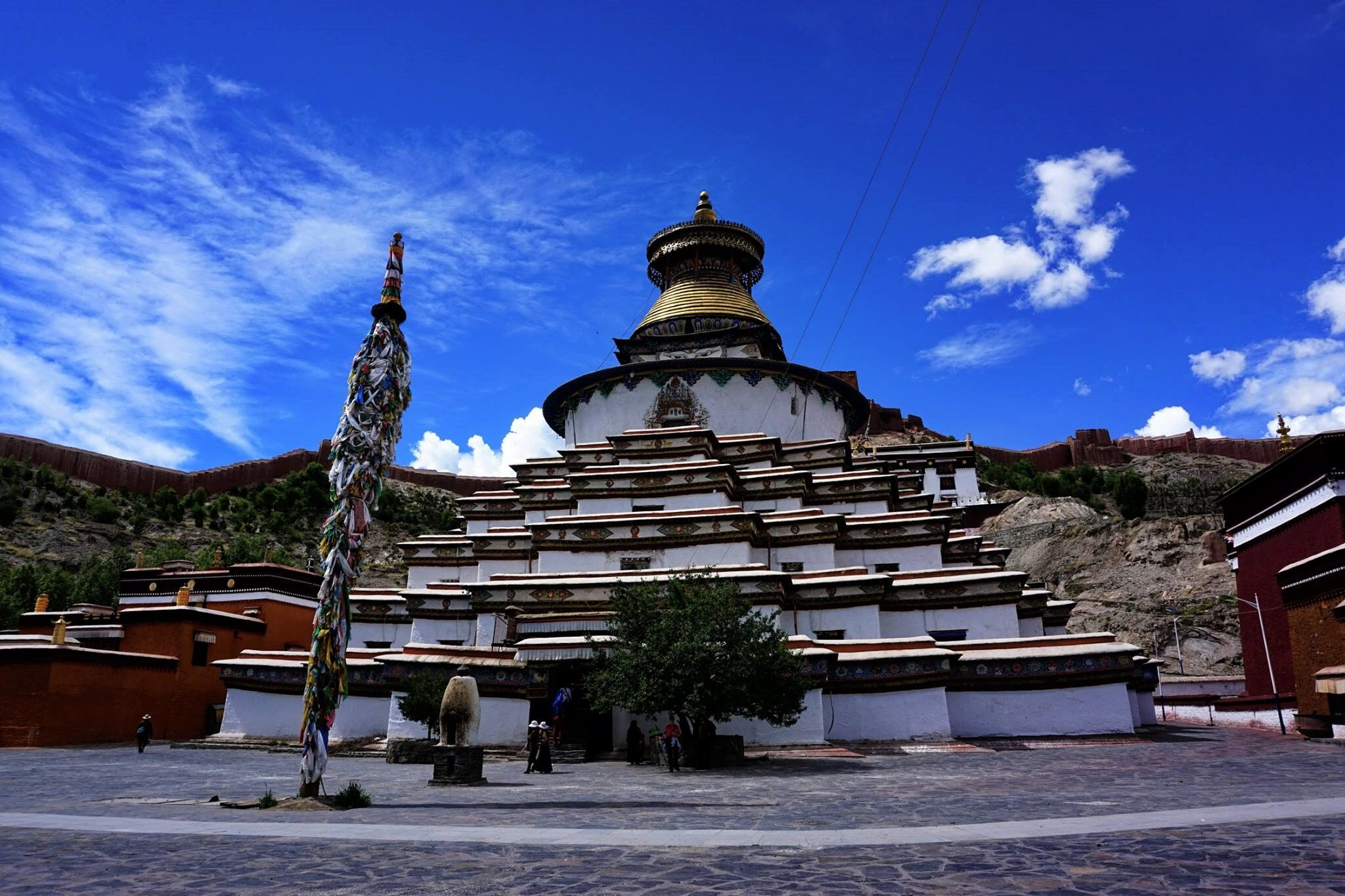 Tour code-TO02 : 10days Nepal-Tibet friendship Hwy overland tour