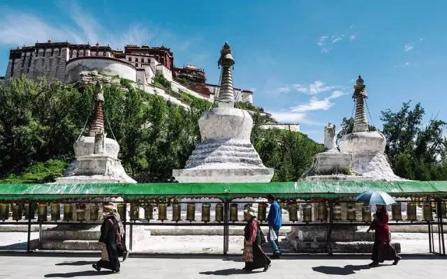 7days Lhasa-Gyantse-Shigatse Central Tibet tour